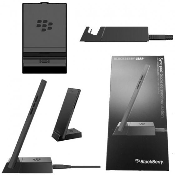 Bộ đế sạc rời - sync pod charging dock BlackBerry Leap fullbox chính hãng