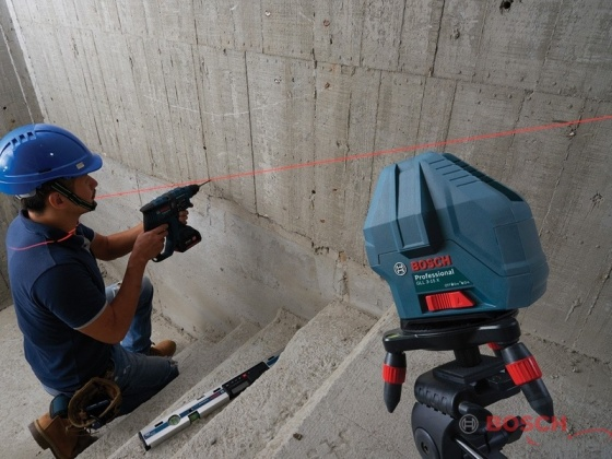 Máy cân mực Laser Bosch GLL 3-15 X