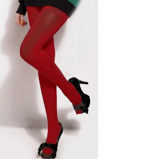 Quần leggings foot cover-  PK060(Đỏ)