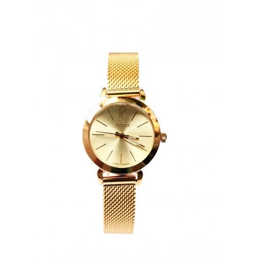 Đồng hồ nữ julius Hàn Quốc JA-732 JU970 (vàng)