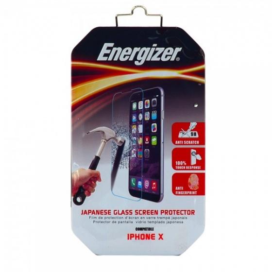 Dán màn hình cường lực Energizer cho iPhone X - ENCLTGCLIP8