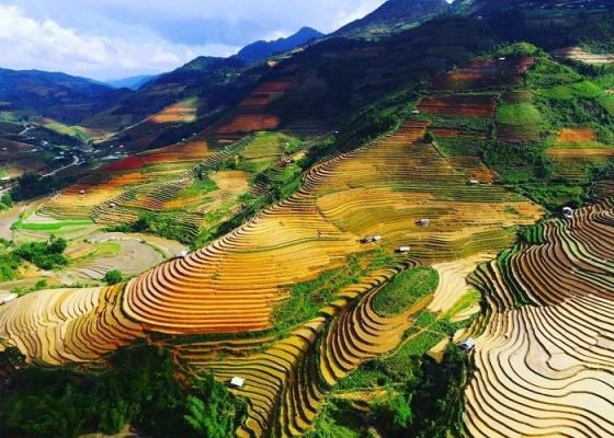 Tour Sapa: Hà Nội - Sapa - Cát Cát - Hàm Rồng - Thác Bạc - Bằng Ôtô 3 ngày - Lữ Hành Việt