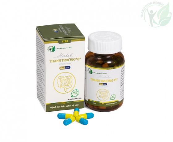 Combo 2 hộp điều trị viêm loét dạ dày Thanh Trường Vị
