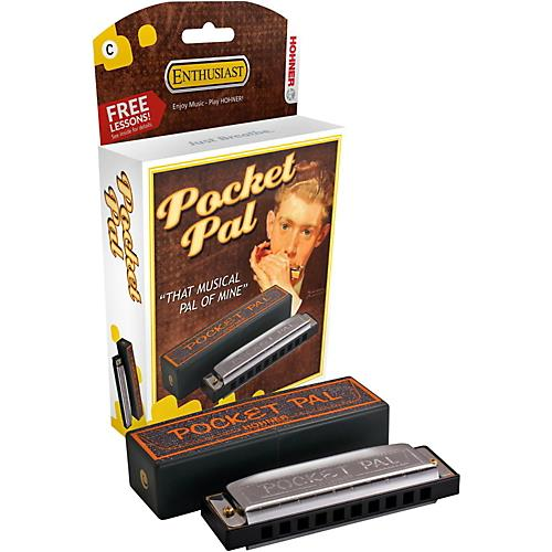 Kèn harmonica diatonic Pocket Pal M59501