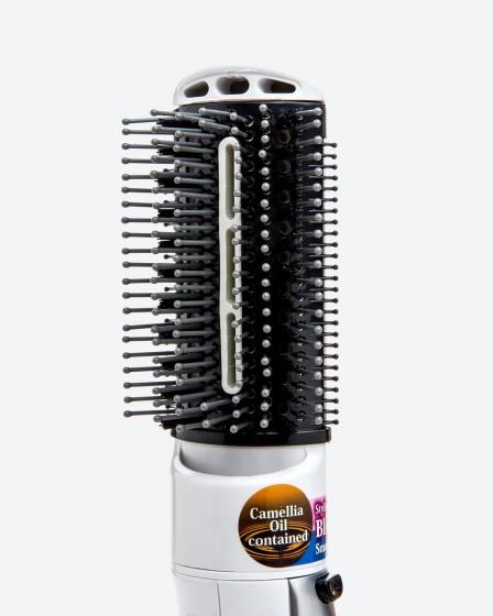 Lược sấy tạo kiểu tóc ION âm TESCOM NBIC32