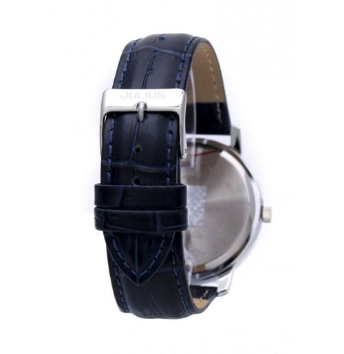 Đồng hồ nam Hàn Quốc Julius JA-808 JU992 (xanh đen)