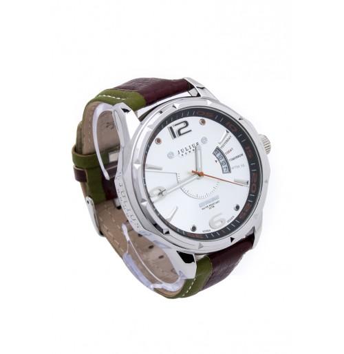 Đồng hồ nam Julius Hàn Quốc JAH-033 JU950 phối nhiều màu