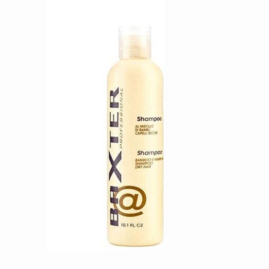 Cặp Gội, Hấp phục hồi tóc khô xơ và chẻ ngọn Baxter 300ml+500ml