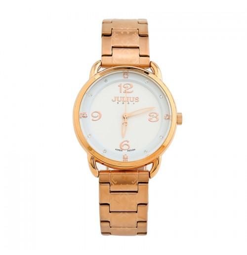 Đồng hồ nữ Julius Hàn Quốc JA-936 JU1152 (vàng đồng)