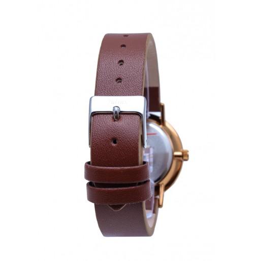 Đồng hồ nữ Julius Hàn Quốc JA-814 JU1005 (nâu)