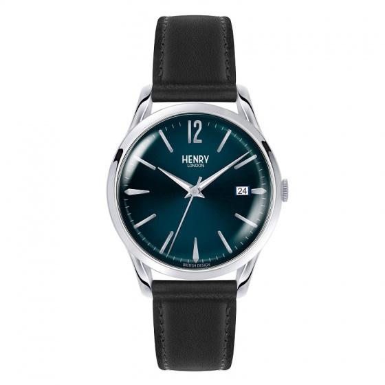 Đồng hồ nam Henry London HL39-S-0031 Knightsbridge (đen)