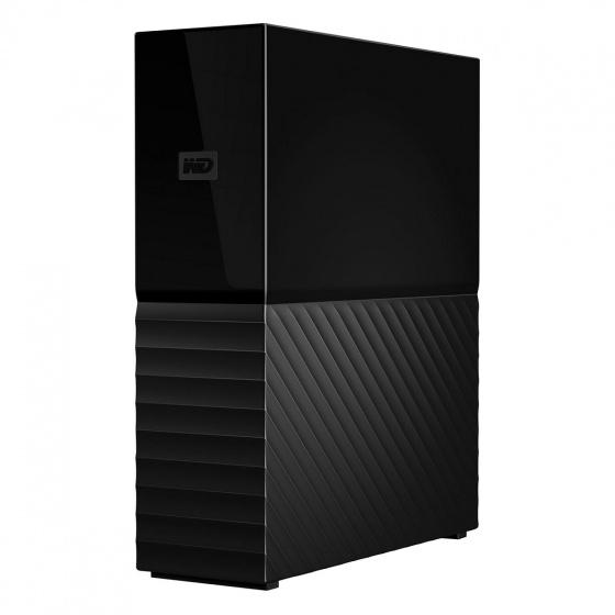 Ổ cứng di động 4TB  WESTERN My Book WDBBGB0040HBK-SESN (External 3.5
