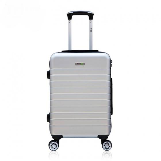 Vali kéo Trip PC911 size 50cm 20 inch xám bạc
