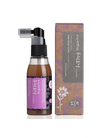 Xịt dưỡng tóc Whamisa Organic Seeds Hair Scalp Tonic