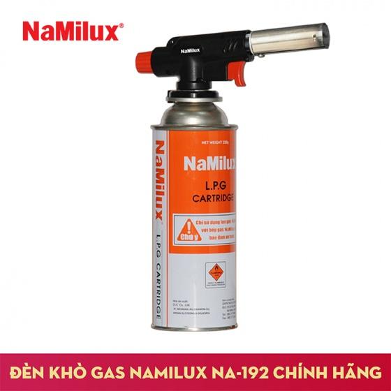 Đèn khò gas Namilux NA-1719 model thay thế NA-192