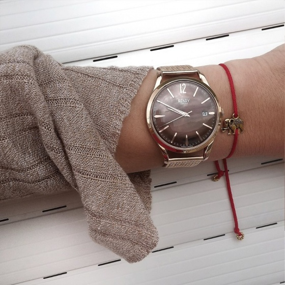 Đồng hồ Henry London HL39-M-0050 HARROW