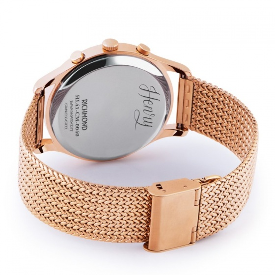 Đồng hồ Henry London nam HL41-CM-0040 RICHMOND