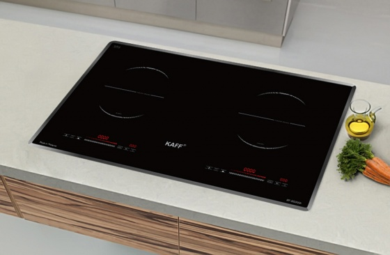 Bếp từ đôi cảm ứng KAFF KF-SD300II tặng bộ nhà bếp cao cấp trị giá ...