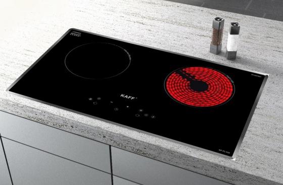 Bếp từ đôi hồng ngoại cảm ứng KAFF KF-FL109IC