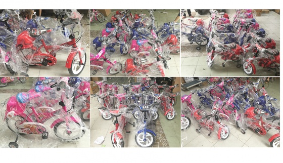 Xe đạp 12inch (77) công chúa  M1473-X2B