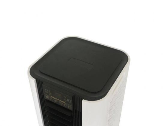 Máy lạnh di động Kachi KC-ML01 9000btu 9000btu (Trắng phối đen)