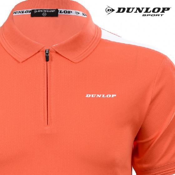 Áo thun thể thao Nam Dunlop - DATES8071-1C-OR (Cam đậm)