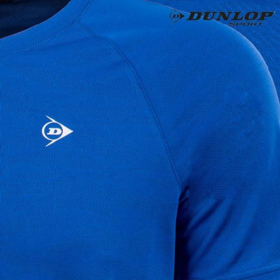 Áo thun thể thao Nam Dunlop - DAGYS8074-1-CB (Xanh dương)