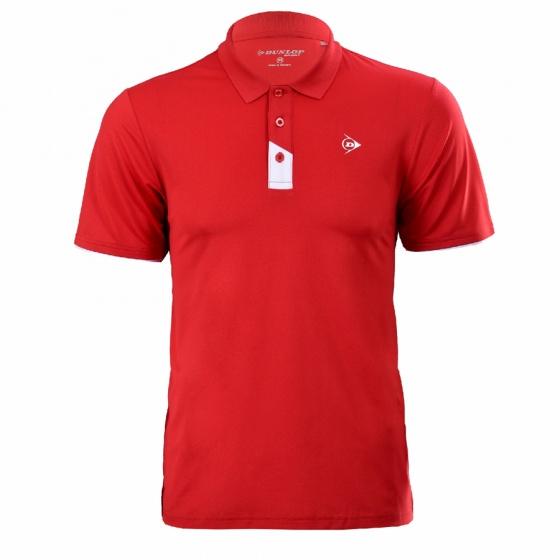 Áo thun thể thao nam Dunlop - DASLS8049-1C-RD (đỏ)