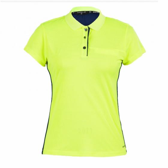 Áo thun thể thao Nữ Dunlop - DABAS8079-2C-NG (Xanh chuối)