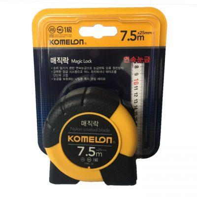 Thước dây không gỉ Komelon KMC-34 (2Mx16m)