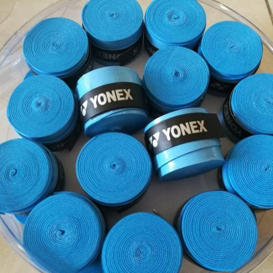 Quấn cán tennis, cầu lông hộp 30 cái YONEX mềm mại độ bền cao - POPO Collection (Xanh biển)