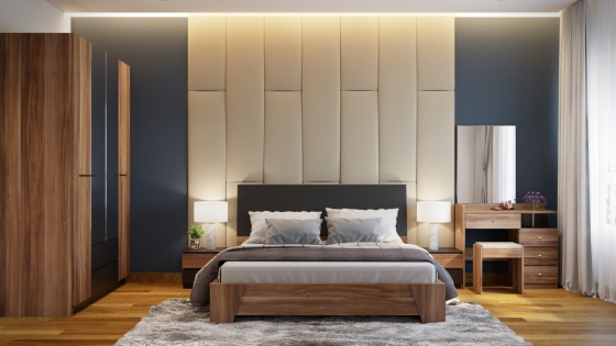 Giường ngủ BL310 chợ nội thất