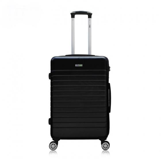 Vali chống trộm Trip PC911 size 60cm đen (tặng 1 gối cổ màu ngẫu nhiên)