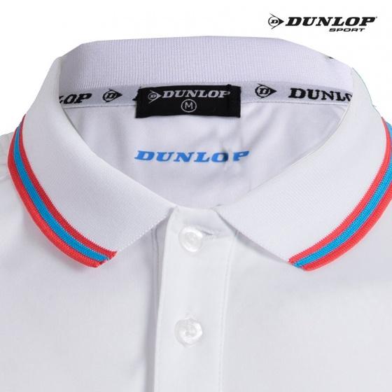 Áo thể thao nam Dunlop - DASLS8075-1C-WT (Trắng)