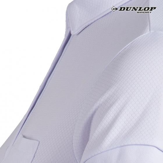 Áo tennis nữ Dunlop - DATES8032-2C-WT (Trắng)