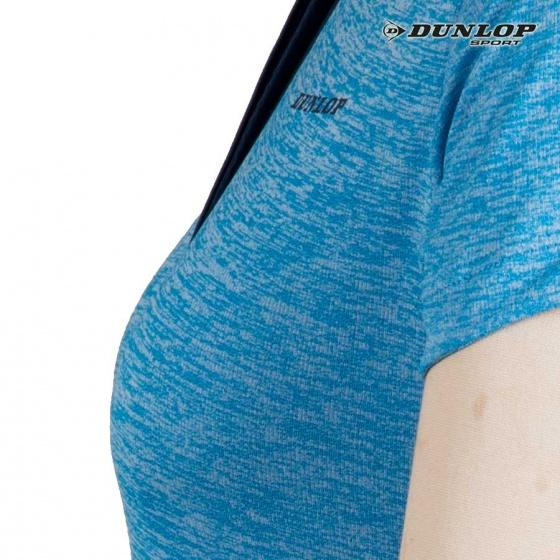 Áo thể thao Nữ Dunlop - DASLS8076-2C-CL (xanh da trời)