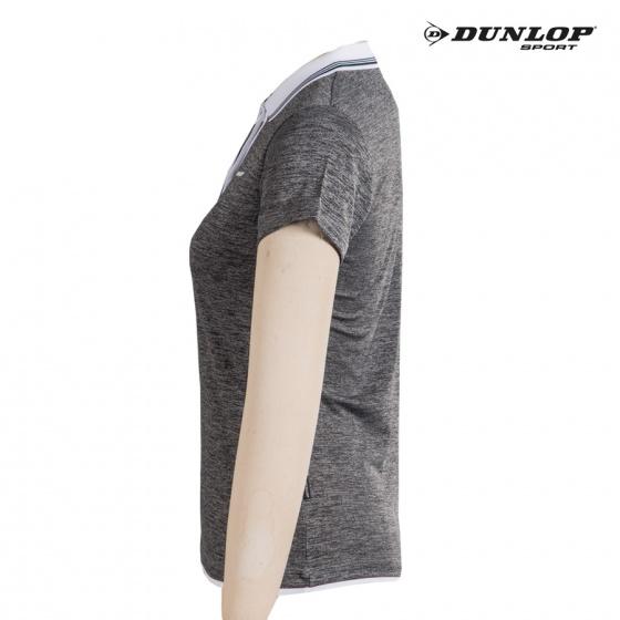 Áo thể thao nữ Dunlop - DASLS8076-2C-GY (Xám)