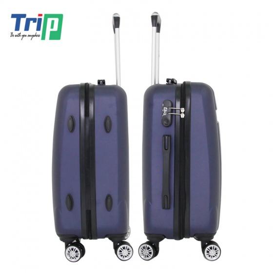 Vali Trip P610 size 50cm (20 inch) xanh đen