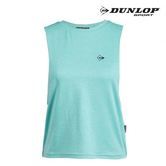 Áo Tanktop nữ Dunlop - DAGYS8107-2-GM (Xanh bạc hà)