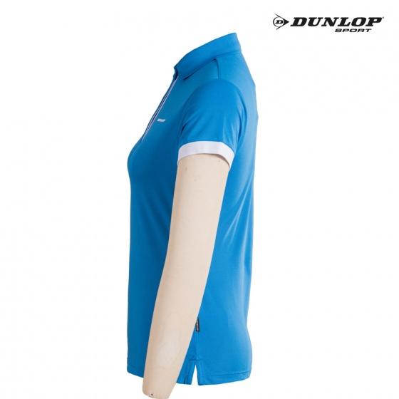Áo thể thao nữ Dunlop - DABAS8053-2C-CL (Xanh da trời)
