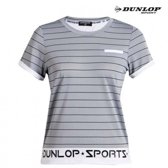 Áo thể thao nữ Dunlop - DASLS8086-2-GY (Xám)