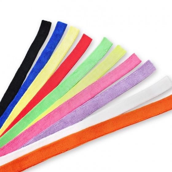 Quấn cán vải tennis (1 cái) thoáng khí, thoát mồ hôi POPO Collection (Đỏ)