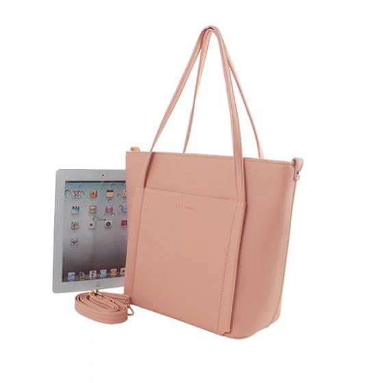Túi thời trang Verchini  màu hồng phấn 02002908