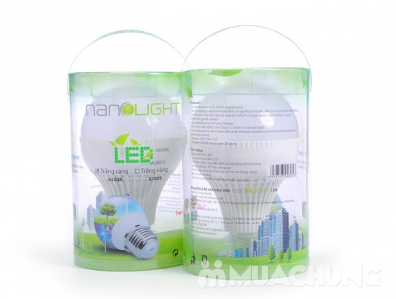 Đèn led NanoLight 15W (Ánh sáng vàng)
