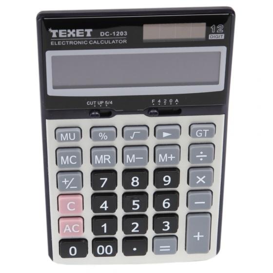 Máy tính số Texet DC-1203