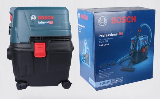 Máy hút bụi ướt khô Bosch GAS 15 PS
