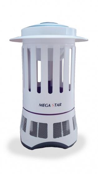 Đèn bắt muỗi cao cấp Mega Star DM006