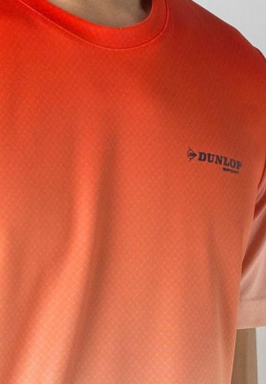 Áo Thể Thao Cầu Lông Nam Dunlop DABF70014-1-NP - Cam