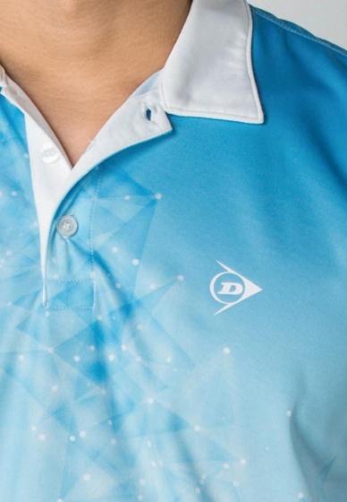 Áo thể thao nam Dunlop - DABF70013-1C-WT (Trắng)