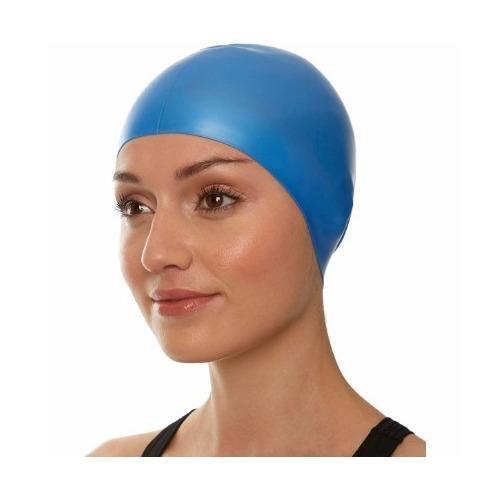 2 nón bơi trùm tai ngăn nước silicone cao cấp SC01